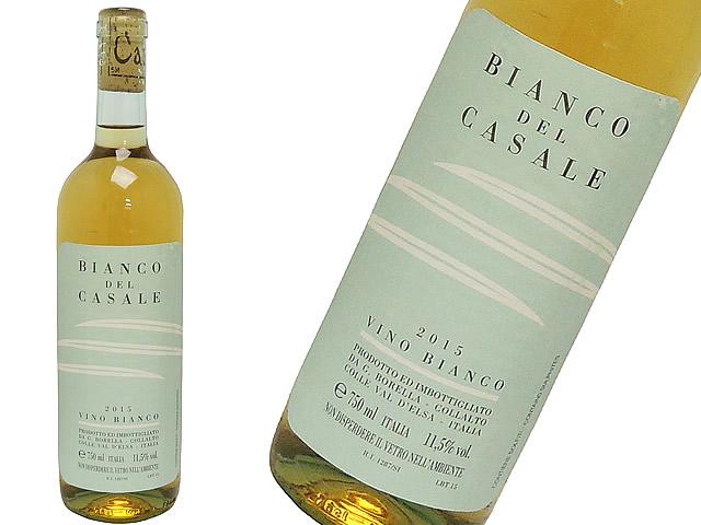 Bianco del Casale ビアンコ・デル・カザーレ 白・辛口