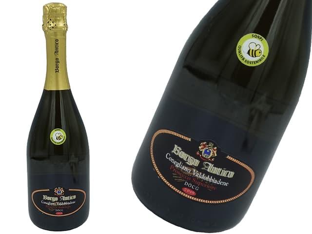 Borgo Antico  ボルゴ・アンティコ プロセッコ・スパークリングワイン