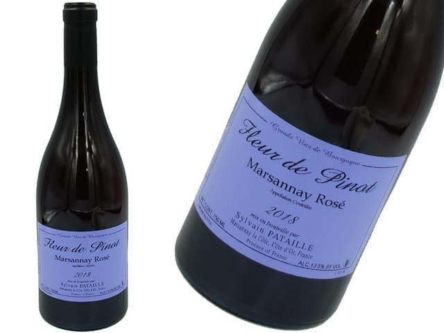 Sylvain Pataille シルヴァン・パタイユ Marsannay Rose – Fleur de Pinot マルサネ・ロゼ フルール・ド・ピノ