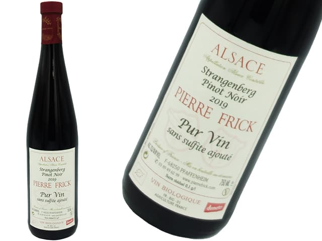 PIERE FRICK ピエール・フリック/ PURE・VIN Pinot Noir ピュアヴァン ピノ・ノワール
