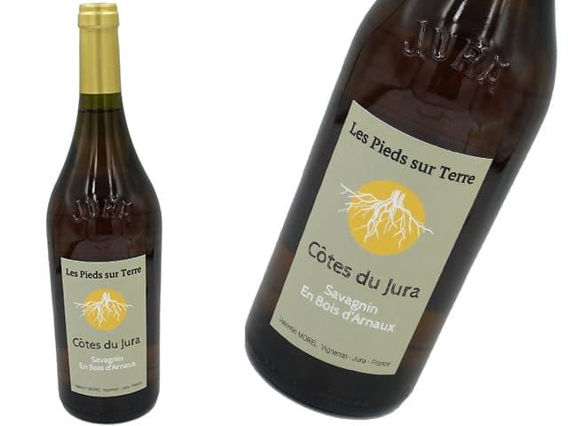Domaine Morel ドメーヌ・モレル /  Cotes du Jura Savagnin ouille コート・デュ・ジュラ サヴァニャン・ウイエ 2018