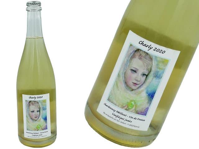 Charly Chardonnay Petillant Vinifie Par Junkoシャルリー シャルドネ ペティアン ヴィニフィエ パー ジュンコ20