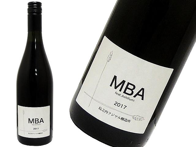 島之内フジマル醸造所 MBA マスカットベリーA2017 feat.Ashifumi