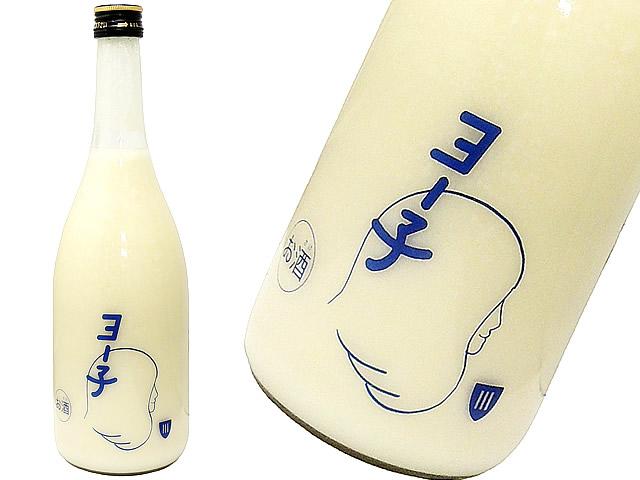 楯野川×子宝 純米大吟醸ヨーグルト・リキュール ヨー子