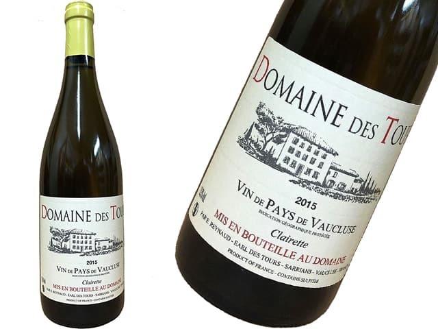 VdP  Vaucluse Blanc 2015 / ヴォークリューズ ブラン 2015