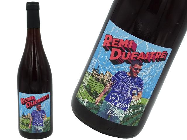 Remi Dufaitre レミー・デュフェートル / Beaujolais Villages Rouge  ボージョレ・ヴィラージュ ルージュ プランタン 2019