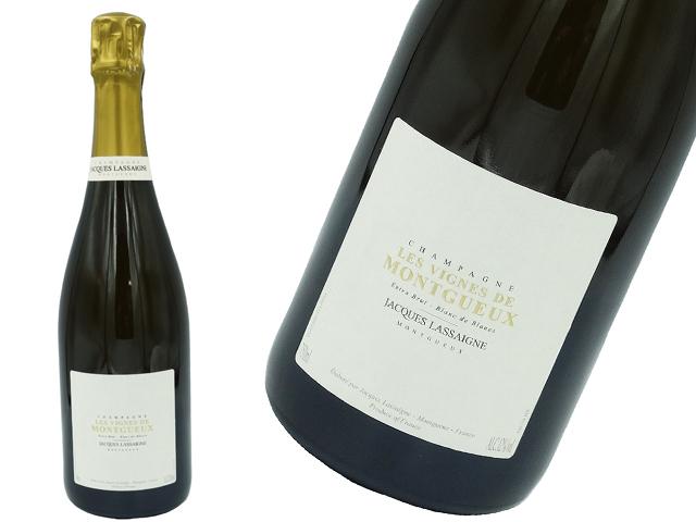 Jacques Lassaigne  /  Blanc de Blanc Les Vignes de Montgueux