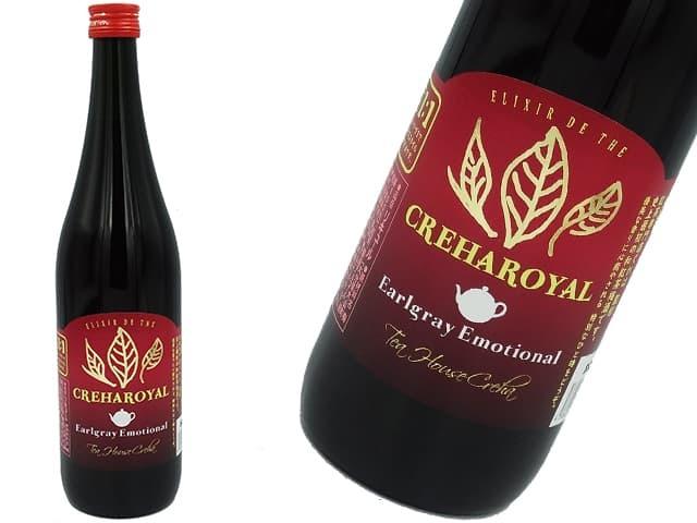 紅茶梅酒 CREHAROYAL クレハロワイヤル