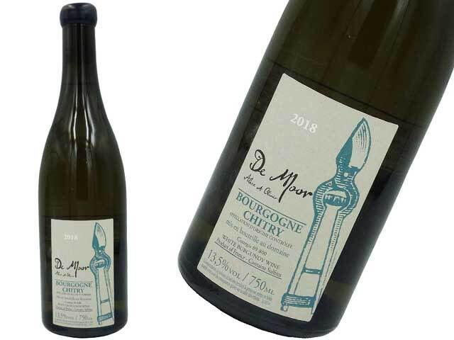 Alice et Olivier de Moor Bourgogne Chitry アリス・エ・オリヴィエ・ド・ムール ブルゴーニュ シトリ-