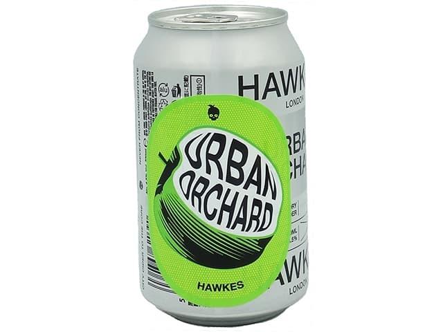 Hawkes Urban Orchard Cider / アーバンオーチャード アップルサイダー