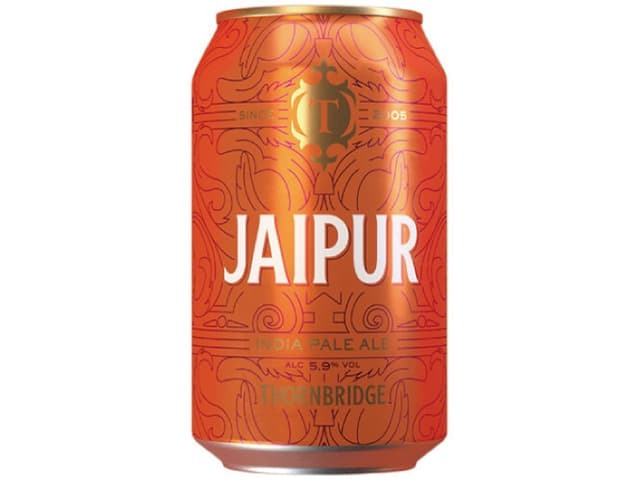 Thornbridge Jaipur IPA Can ジャイプルIPA 缶