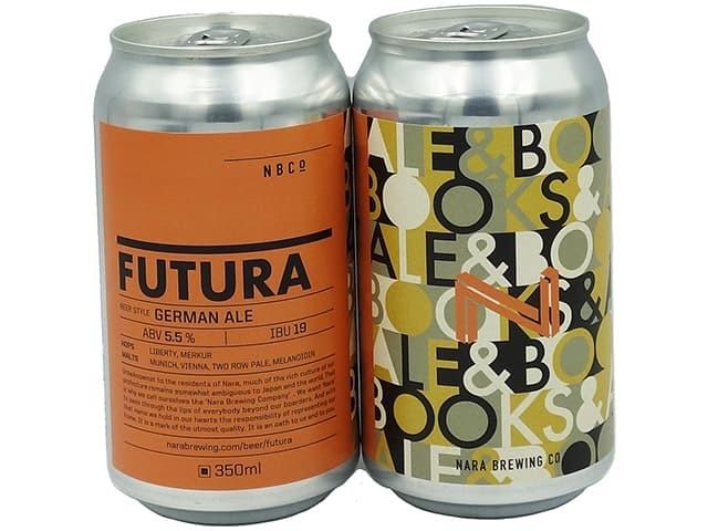 奈良醸造・クラフトビール / FUTURA