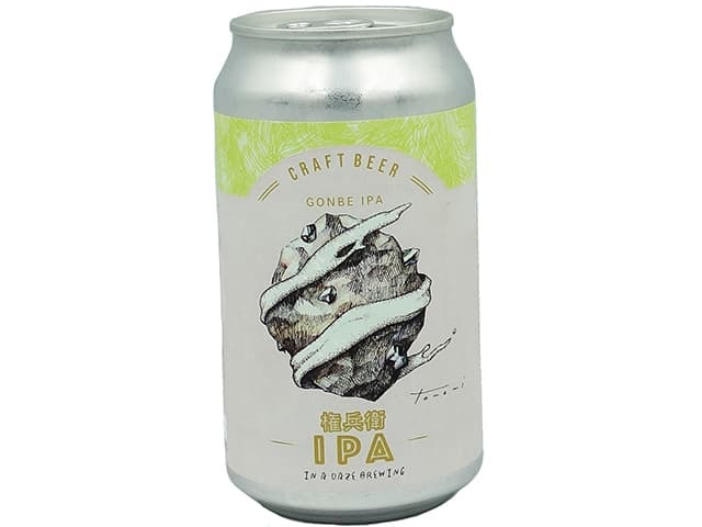 IN A DAZE (イナデイズ)BREWING 権兵衛IPA/ Gonbe IPA