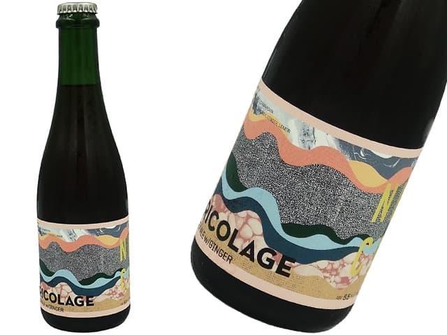 奈良醸造・クラフトビール BRICOLAGE ブリコラージュ HONEY ALE w/GINGER