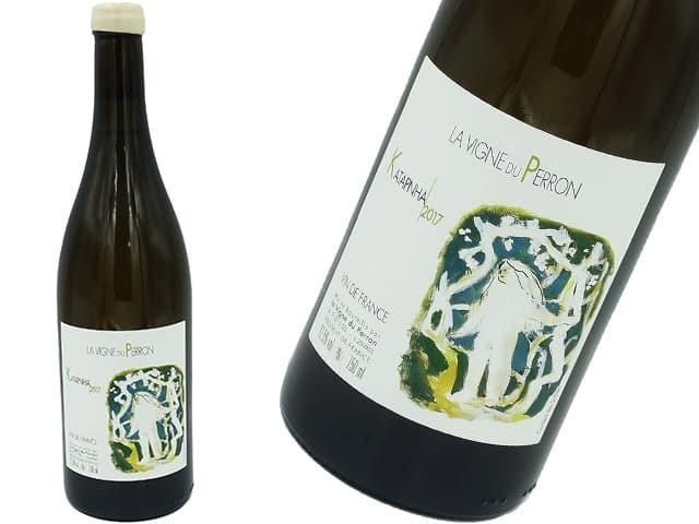 La Vigne du Perron ラ・ヴィーニュ・デュ・ペロン / KATAPHNA カタリーナ2018 白