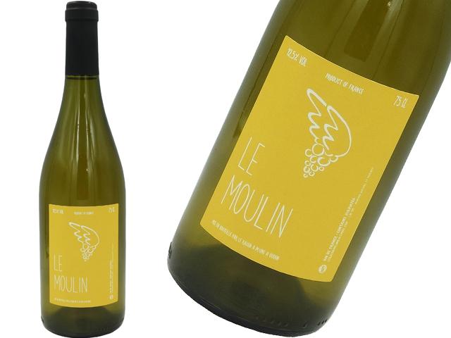 Le Raisin a plume ル・レザン・ア・プリュム / LE MOULIN ミュスカデ オレンジワイン2018