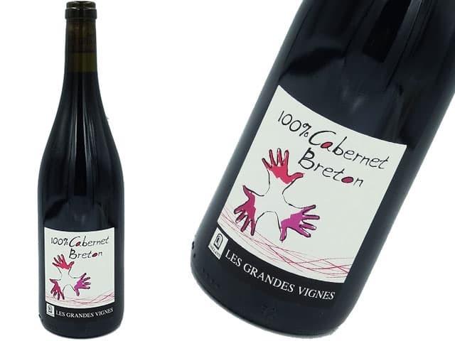 Domaine Les Grandes Vignes/ Cabernet Breton カベルネ・ブルトン