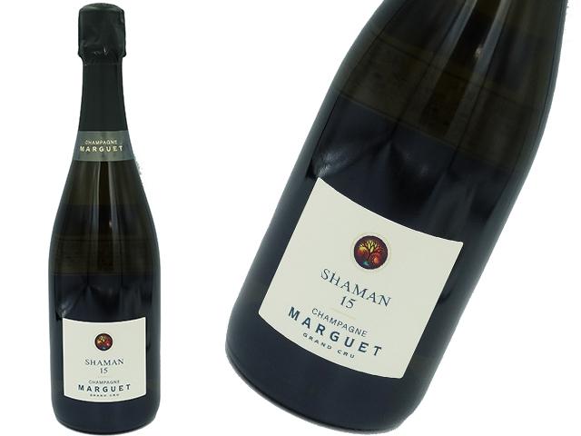 Champagne Marguet Shaman Grand Cru/シャンパーニュ・マルゲ シャーマン グランクリュ 2015