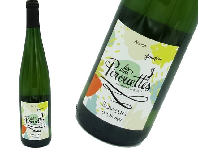 Les Vins Pirouettes レ・ヴァン・ピルエット Saveurs d'Olivier サヴール・ドリヴィエ