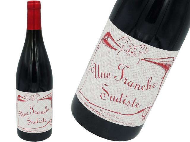 フリップ・ジャンボン Philippe Jambon  / ユンヌ・トランシュ・シュディスト Une Tranche Sudiste 赤 2014&16