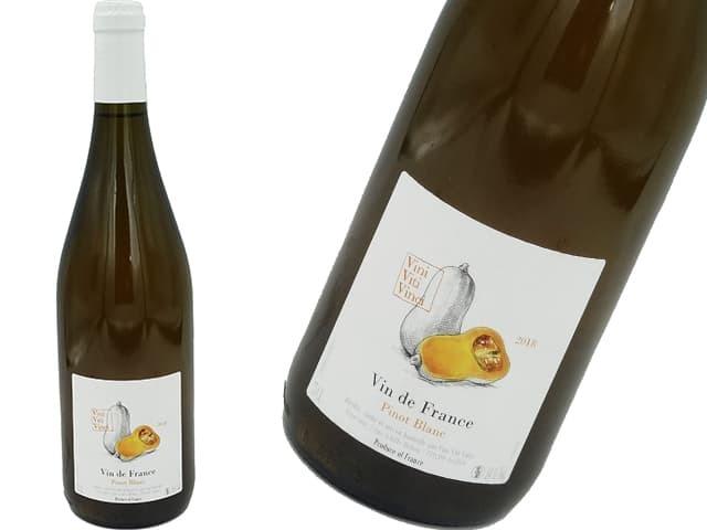 Vini Viti Vinti ヴィニ・ヴィティ・ヴィンチ /  Pinot Blanc 2018