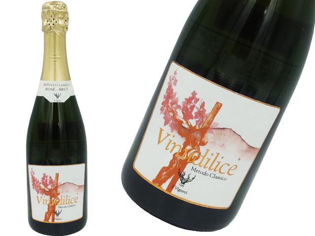 I Vigneri イ・ヴィニェーリ / Vinudilice  ヴィヌディリーチェ ロゼスパーク2017