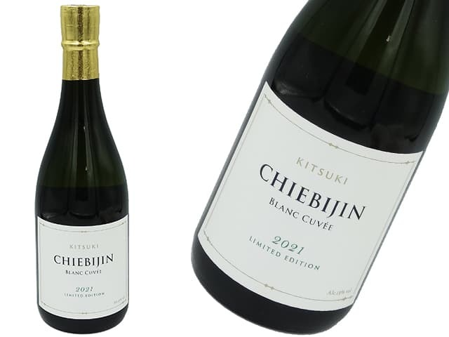ちえびじん BLANE CUVEE ワイン酵母使用 生酒