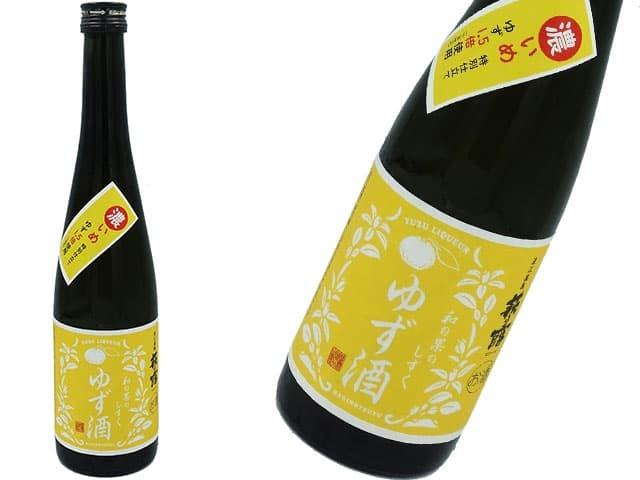 萩乃露 和の果のしずく 生ゆず酒 濃いめ