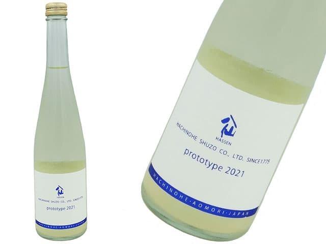 陸奥八仙 weizen(ヴァイツェン)試験醸造酒