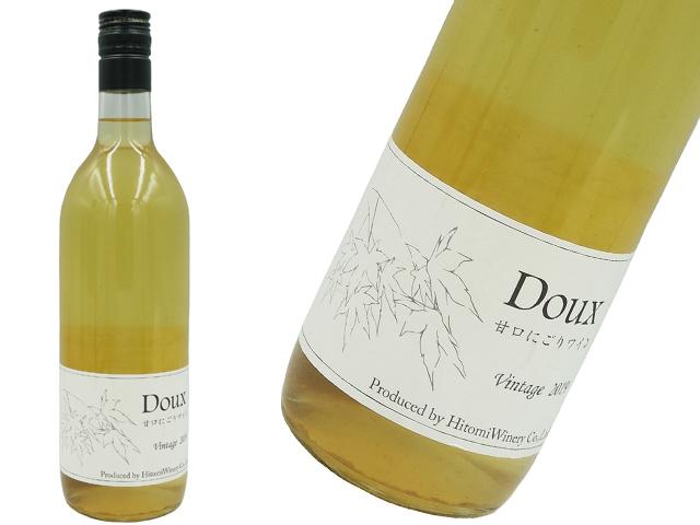 ヒトミワイナリー Douex Blanc 2019 白