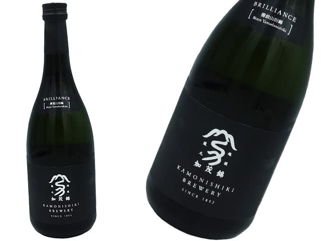 加茂錦 BRILLIANCE 純米大吟醸 備前山田錦40 生酒