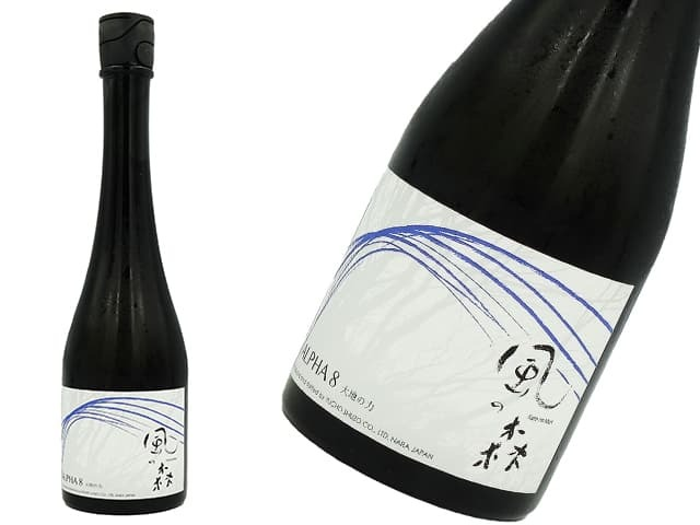 風の森 ALPHA8 大地の力 玄米使用率60% 生酒