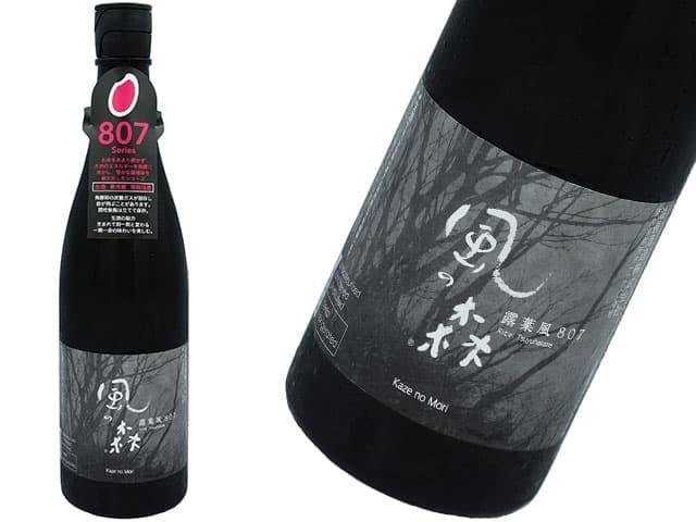 風の森 純米奈良酒 露葉風 807