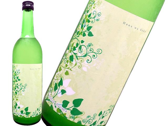 仙禽 Hana wa Saku ドルチェ・アロマ ワイン酵母X5 無ろ過生酒 13度