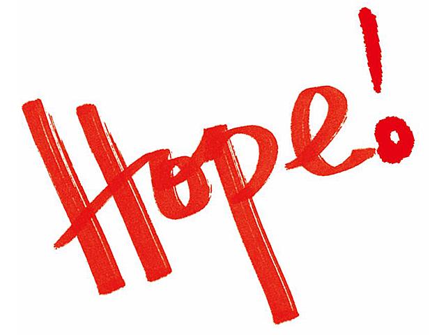 """仙禽  Hope! """"希望"""""""