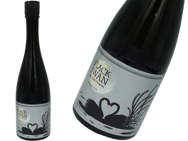Shirakiku  ブラックスワンII 黒麹・貴醸酒