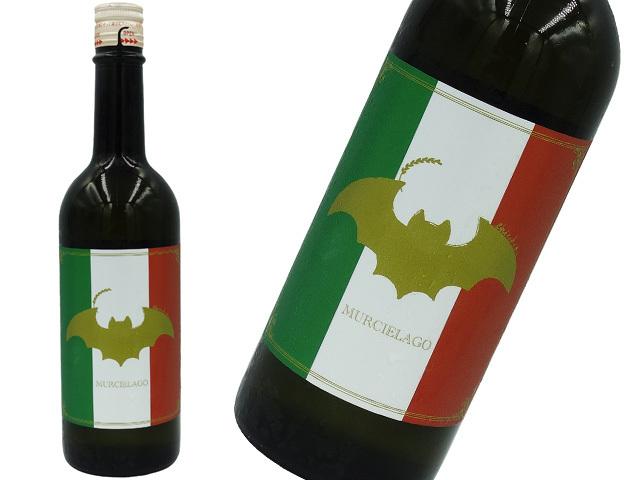 Shirakiku MURCIELAGO~ムルシェラゴ~ 全量カルナローリ米+ワイン酵母