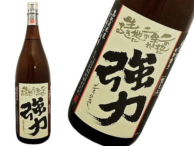 鷹勇 純米酒七割磨き 強力