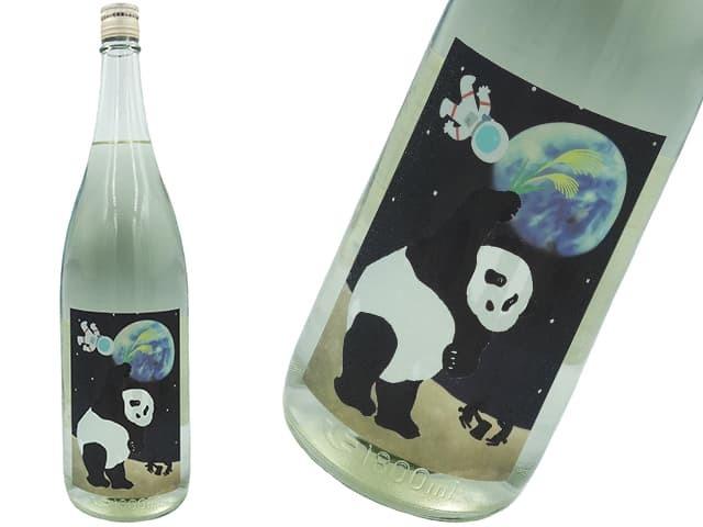 御代櫻 あじわい純米酒 Moon Panda