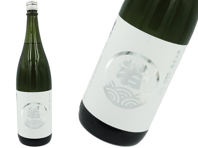 若波 純米吟醸 山田錦 生酒