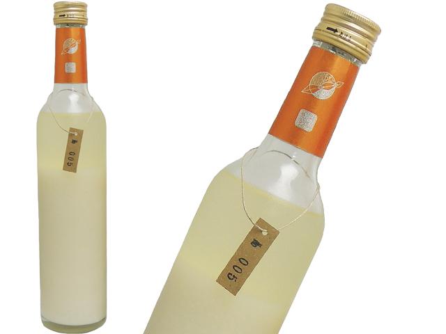 WAKAZE 三軒茶屋のどぶろく ~orange~ recipe no.005
