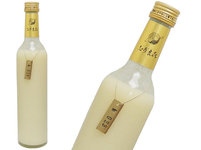 WAKAZE 三軒茶屋のどぶろく ~志が良㐂~ recipe no.023