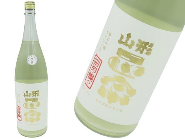 山形正宗 純米吟醸 うすにごり 生酒