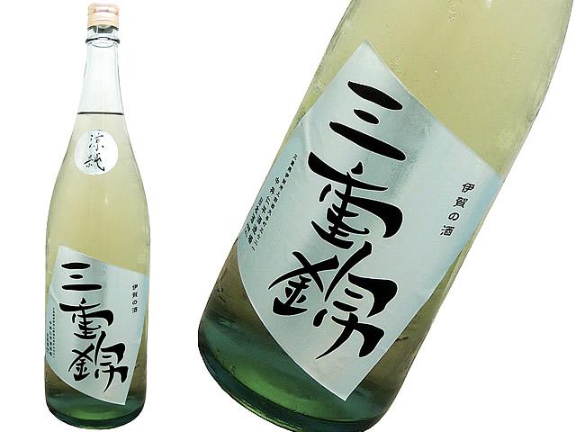 三重錦 夏の純米酒 涼純(りょうじゅん)  1800ml
