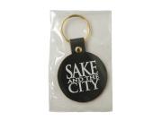 新栄酒バル〜SAKE AND THE CITY イベンントグッズ(参加チケット)キーホルダー