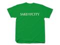新栄酒バル〜SAKE AND THE CITY イベンントグッズ(参加チケット)Tシャツ