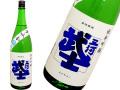 二兎・三河武士 純米吟醸 夢山水55生