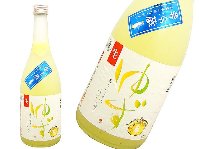 梅乃宿 生ゆず果汁使用 クールゆず
