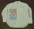 HYSTERIC GLAMOUR ヒステリックグラマー 2020年・秋冬新作 HG SOUND EXPERUENCE レギュラーカラーシャツ 02203AH02