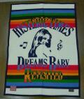HYSTERIC GLAMOUR ヒステリックグラマー DREAMS BABY ブランケット 01203QC019